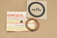 NOS Honda 1977 NC50 Express Exhaust Muffler Pipe Gasket 18291-122-000