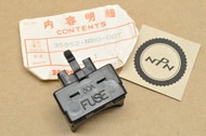 NOS Honda CB1100 CB550 CB650 CB700 CX650 GL1200 GL650 VF1000 VF1100 VF500 VF700 VF750 VT500 Fuse Box Cover 35852-MB0-007