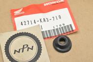 NOS Honda CR125 CR250 CR480 CR500 XR200 XR250 XR350 XR500 Wheel Rubber Valve Cap 42714-KA3-710