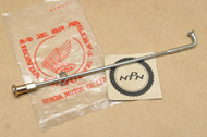 NOS Honda XL250 K1-K2 1976 XL350 K0-K1 1976-78 Rear Wheel Spoke 'B' 42607-356-000
