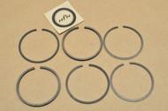 NOS Honda CB72 CL72 Piston Ring Set for 2 Pistons .75 Oversize 13040-268-000