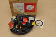 NOS Honda 1985-87 TRX250 Left Handlebar Start Run Choke Light Hi Lo Switch Assembly 35200-HA8-680