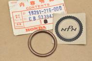 NOS Honda ATC200 ATC350 CB125 CM200 CMX250 SL125 VF500 VF700 VF750 XL125 XL185 XL500 XL600 XR200 XR500 XR600 Exhaust Muffler Pipe Gasket 18291-216-000