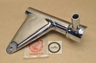 NOS Honda 1977-78 CB750 F Super Sport Chrome Left Fork Ear Headlight Mount Bracket 51606-410-000