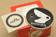 NOS Honda CL90 S90 Right Fuel Tank Badge Emblem 87121-070-010
