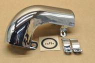 NOS Honda VT700 C VT750 C Exhaust Muffler Header Pipe Front Heat Shield Protector 18415-ME9-771