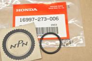 NOS Honda CB350 CB750 CL70 CL72 CL77 SL125 SL70 SL90 XL250 XL350 XL70 XR75 Petcock O-Ring Gasket 16997-273-006