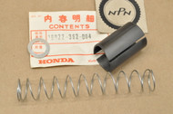 NOS Honda XL175 K0-K2 Carburetor Throttle Valve Slide & Spring Set 16022-362-004