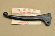 NOS Honda CT70 K0 Silver Tag P50 Z50 K1 Black Plastic Left Brake Lever 53178-044-010