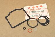NOS Honda CB100 CB125 CL100 CL125 SL100 SL125 TLR200 XL100 XL125 Carburetor Gasket Packing Kit Set 16010-107-710