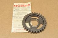 NOS Honda 1980-81 CR80 R Transmission Counter Shaft 3rd Gear 28T 23471-169-000