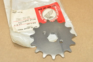 NOS Honda CB200 CL200 Front Chain Drive Sprocket 15T 23801-354-000