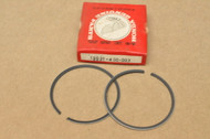 NOS Honda 1976-78 CR125 M Piston Ring Set for 1 Piston .50 Oversize 13031-400-003