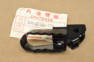NOS Honda 1981-82 CT70 1997-99 XR70 1980-99 Z50 R Left Footpeg 50642-181-770