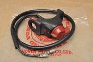 NOS Honda CR250 M XR75 XL250 Right Handlebar Control Kill Switch Run Stop 35320-329-811