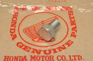 NOS Honda CB92 SL350 XL250 XL350 XR600 R 10 x 16 mm Bolt 92000-10016