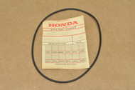 NOS Honda CX500 GL1000 GL500 GL650 Gold Wing Final Driven Rear End Gear O-Ring 91355-371-003