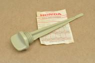NOS Honda CB100 CB125 CL100 CL125 SL100 SL125 TL125 XL100 XL125 Oil Dipstick 15650-365-000