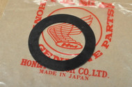 NOS Honda CA95 CA72 CA77 CA160 CB92 Fuel Petcock Strainer Bowl Gasket 16958-250-010