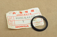 NOS Honda CR125 R CR250 R CR500 R Swing Arm Dust Seal 91253-KA3-731