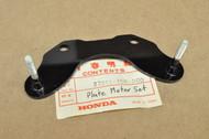 NOS Honda XL250 K1-K2 XL350 K0-K1 Speedometer Tachometer Mount Plate Bracket 37211-356-000