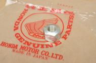NOS Honda CA160 CA95 CB92 Front or Rear Wheel Axle Nut 90305-200-000
