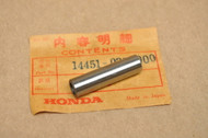 NOS Honda ATC70 C70 CL70 CT70 SL70 S65 TRX70 XR75 Valve Rocker Arm Shaft 14451-035-000