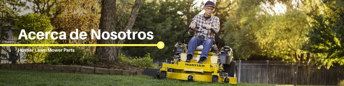 Nosotros en Argentina | Hustler Lawn Mower Parts