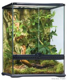 """Exo Terra Natural Terrarium Small 45 x 45 x 60 cm / 18"""" x 18"""" x 24"""")"""