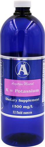 Angstrom Minerals - Potassium 32 oz