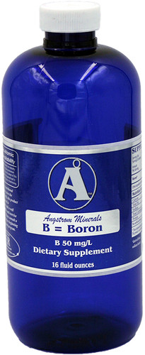 Boron 16 oz  - Angstrom Liquid Minerals
