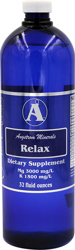 Relax 32 oz .- Angstrom Minerals