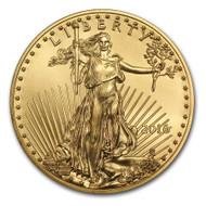 2016 Ten Dollar American Gold Eagle Collectible