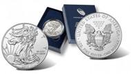 2015-W Uncirculated American Silver Eagle