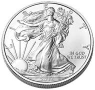 2018 Silver American Eagle