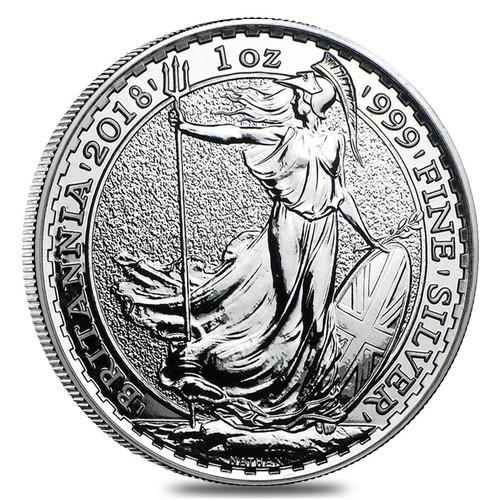 2018 Silver Britannia