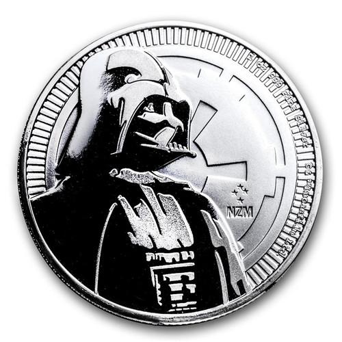 2017 Darth Vader Silver