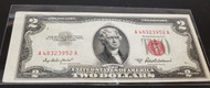 $2 Bill Red Seal front