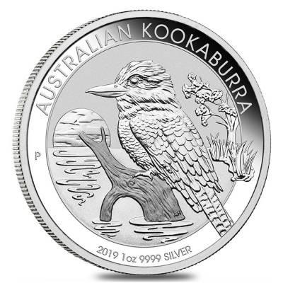 2019 Australian Silver Kookaburra