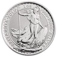 2019 Silver Britannia