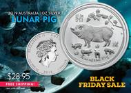 2019 Australian Lunar Pig