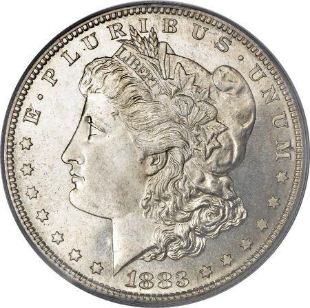 1882 1884 Cc Morgan Silver Dollar 3 Coins Extremely Fine
