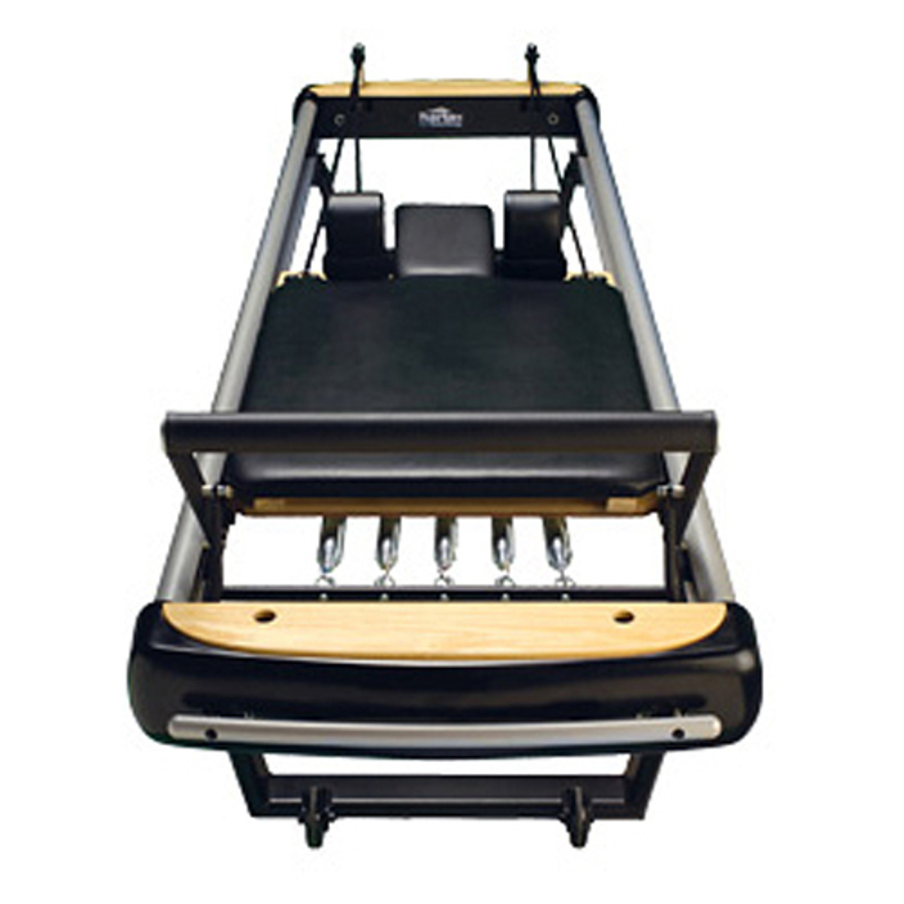 Peak Pilates Mve Fitness Chair: MVe® Pilates Reformer