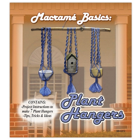 macrame superstore macrame basics plant hangers inspiration book 2897