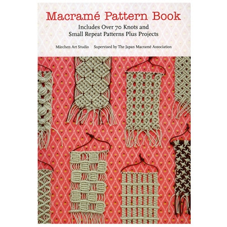 macrame superstore macrame pattern book includes 70 knots and small 7678