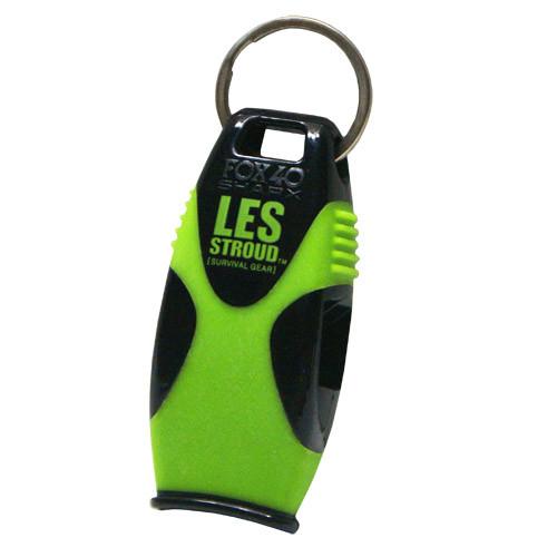 Les Stroud 120 Decibel Emergency Whistle By Fox 40