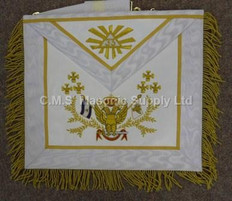 Scottish Rite 33rd  Degree Apron