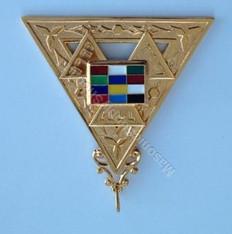 Royal Arch Past High Priest Collar Jewel