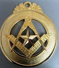 District Deputy Grand Masters  Collar Jewel