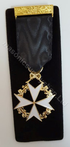 Knight of Malta Breast Jewel